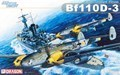 BF 110D - 3 WING TECH KIT 1:32