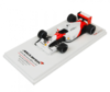 MC LAREN MP4/6 A.SENNA 1991 N.1 WINNER BRAZILIAN GP WORLD CHAMPION 1:43