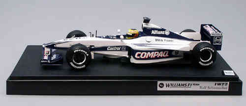 Williams FW22 R.Schumacher 2000 1/18