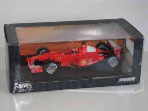 Ferrari F1-2000 M.Schumacher World Champion 2000 1/43