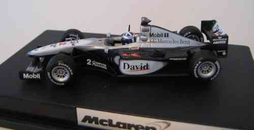 McLaren Mercedes MP4/15 D.Colthard 2000 1/43