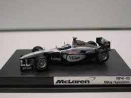 McLaren Mercedes MP4/15 M.Hakkinen 2000 1/43
