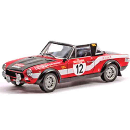 Fiat 124 Abarth 1973 Saremo Verini-Torriani 1/43