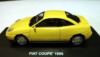 Fiat Coupè 1996 yellow 1/43