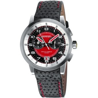 Orologio Ferrari Granturismo Chrono Black made in Svizzera 2700336665