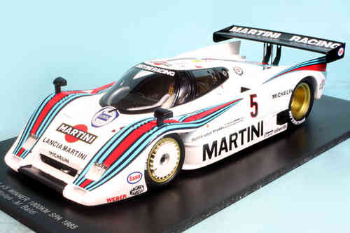 Lancia LC2 Winner 1000 Km SPA 1985 1/18