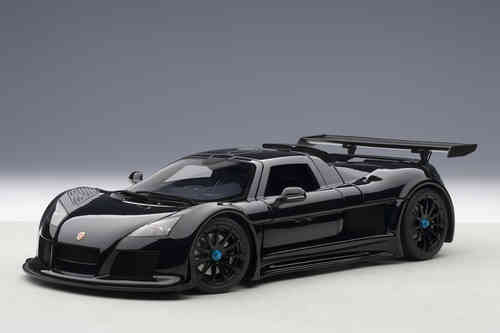 Gumpert Apollo S Black 1/18