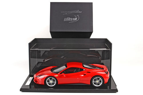Ferrari 488 GTB Red 1/12 lim.ed. 250 pcs