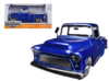 CHEVY STEPSIDE 1955 BLUE 1:24