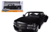 CHEVY SILVERADO 1999 BLACK 1:24