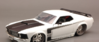 FORD MUSTANG BOSS 429 1970 WHITE 1:24