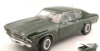 CHEVY CHEVELLE SS 396 1969 GREEN 1:18