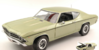 CHEVY CHEVELLE COPO 427 1969 LIGHT METALLIC GREEN 1:18