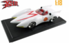 SPEED RACER MACH 5 WHITE 1:18