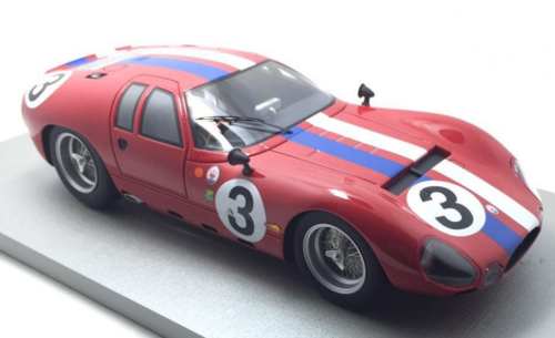 MASERATI TIPO 150/3 N.3 12 H REIMS 1963 1:18