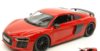 AUDI R8 2015 RED 1:18