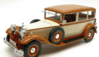 MERCEDES TYP NUERBURG 460/460K (W08) 1928 BEIGE/BROWN 1:18