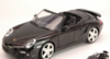 PORSCHE 911 (997) TURBO CABRIO 2005 BLACK 1:24