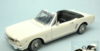 FORD MUSTANG OPEN 1964 CREAM 1:18