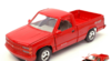 CHEVROLET 454 SS PICK UP 1992 RED 1:24