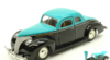 FORD CUSTOM 1940 BLACK/TOURQOUISE 1:24