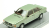AUDI 80 B1 2S 4-DOOR 1976 METALLIC LIGHT GREEN LIM.PCS 120 1:43