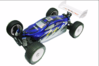 1/8 RTR brushless buggy BSD RACING con 2 batterie lipo, 1 carica batteria 2/3 S L