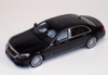 BRABUS 900 MAYBACK BLACK 1/18