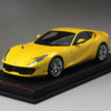 Ferrari 812 Superfast Giallo Tristrato (PEARL) 1/18 Mr