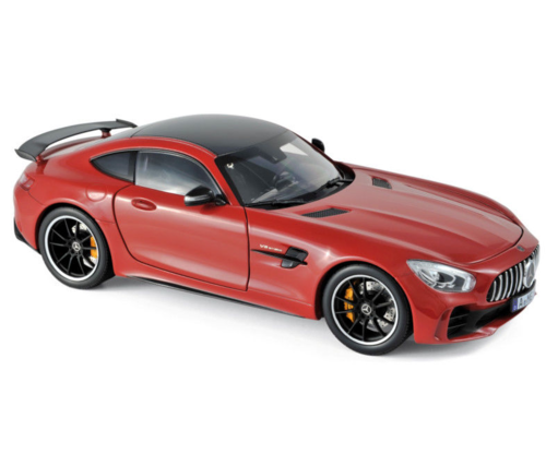 MERCEDES AMG GT R 2016 RED 1:18