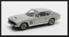 JENSEN INTERCEPTOR SERIES II FF 1970 SILVER 1:43