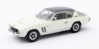 JENSEN INTERCEPTOR SERIES II FF 1970 GREY/WHITE 1:43