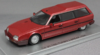 Citroen CX 25 TRD TURBO 2 BREAK 1976 Red metallic 1/43