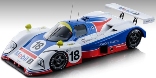 ASTON MARTIN AMR1 N.18 11th LE MANS 1989 LOS-REDMAN-ROE 1:18