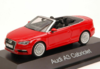 Audi A3 Cabriolet red 1/43