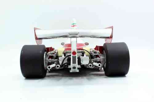 Ferrari 312T n°12 1975 World Champion Niki Lauda scala 1/12
