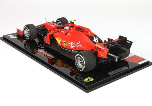 Ferrari SF90 Italian Grand Prix - Monza 1st Classified C. Leclerc 1/18 no display