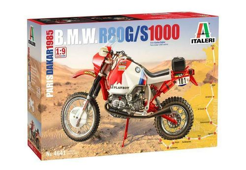 BMW 1000 DAKAR 1985 PARIS-DAKAR VERSION KIT 1:9