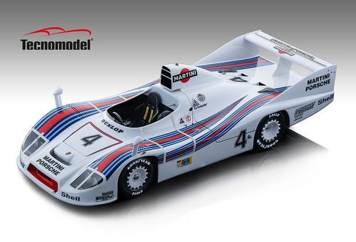 PORSCHE 936 N.4 WINNER LE MANS 1977 ICKX-BARTH-HAYWOOD 1:18