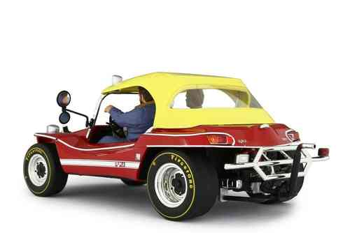 PUMA DUNE BUGGY + BUD SPENCER AND TERENCE HILL 1:18 LM128A1